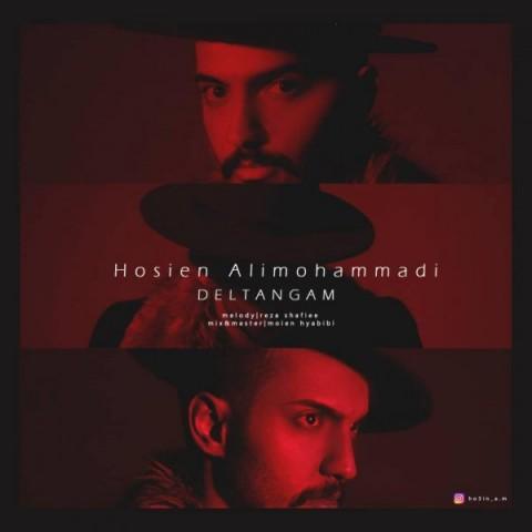 دانلود موزیک جدید حسین علی محمدی دلتنگم