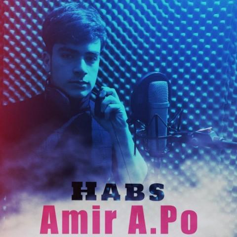 دانلود موزیک جدید امیر A.po حبس Amir A.