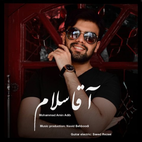 دانلود موزیک جدید محمد امین ادیب آقا سلام