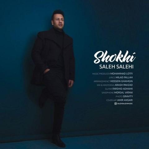 دانلود موزیک جدید صالح صالحی شوخی