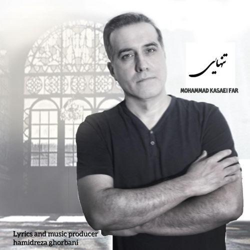 دانلود موزیک جدید محمد کسایی فر تنهایی
