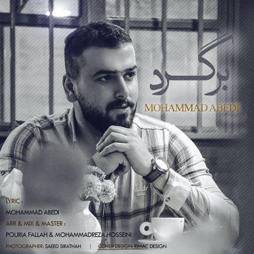 دانلود موزیک جدید محمد عابدی برگرد